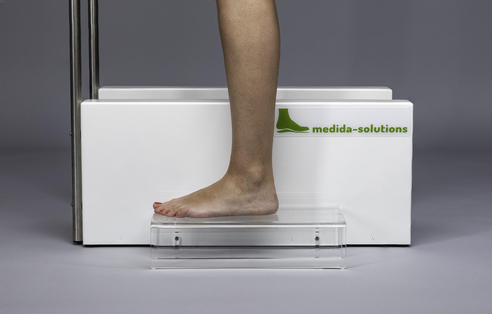 Medida 3D Voetscanner
