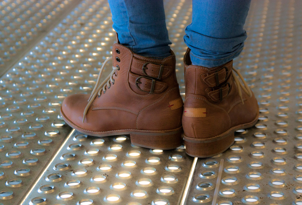 Trendy dames boots